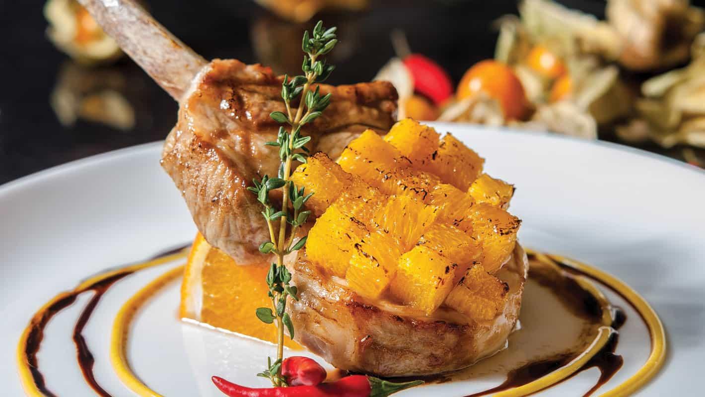 Лучшие подачи блюд в ресторанах