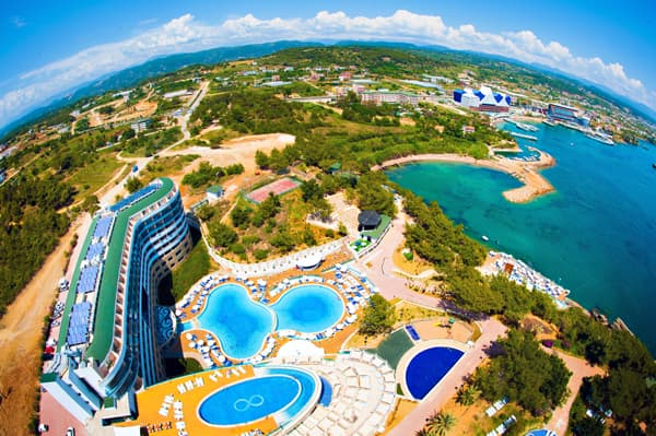 Правда про отель Water Planet Deluxe Hotel & Aquapark 5*, Аланья, Турция