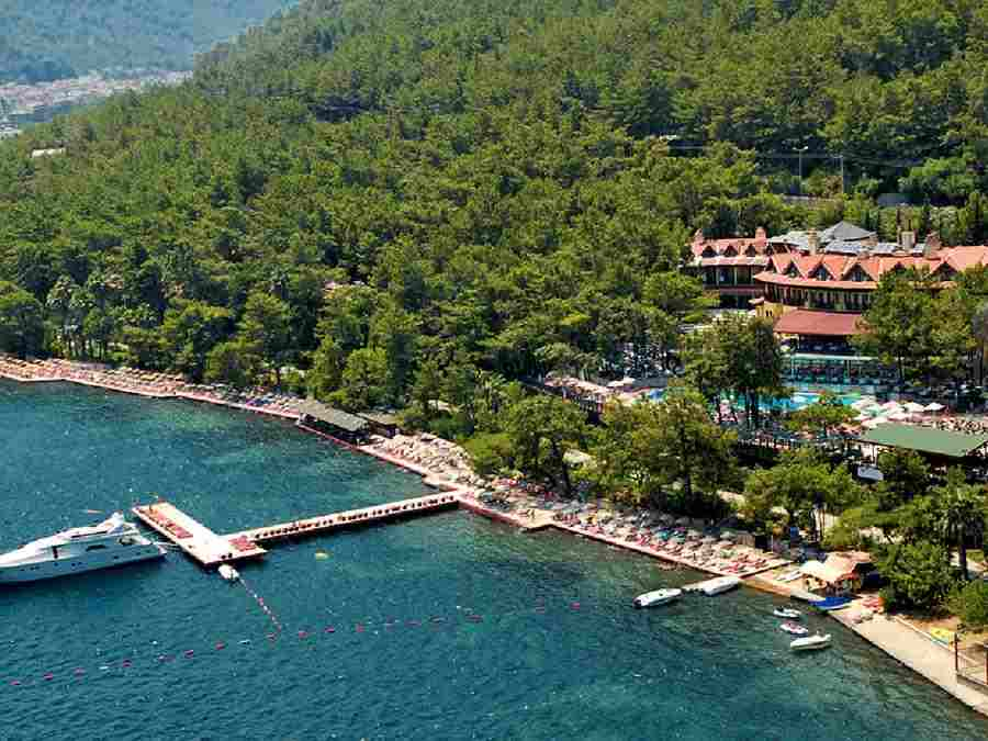 Правда про отель Marmaris Park Hotel 4*, Мармарис, Турция