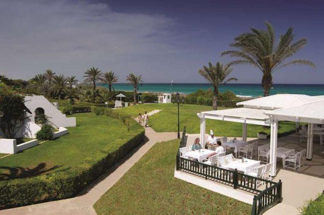 тунис vincci el mansour 4