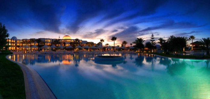 тунис джерба отель телемаг все включено