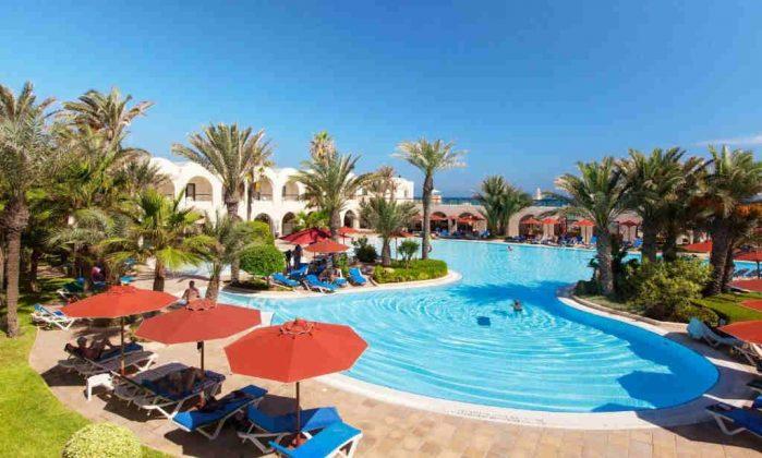 тунис джерба checkin bakour beach 4