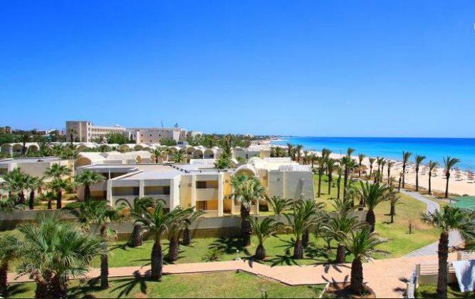 отель новостар тунис