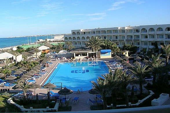 клуб мармара джерба тунис