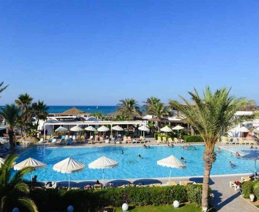 менинкс джерба тунис