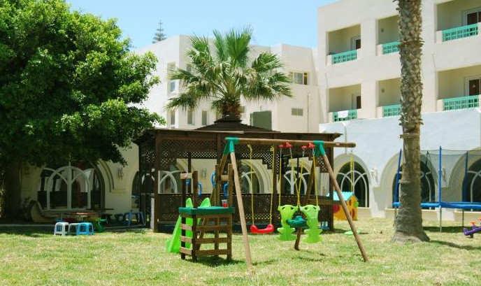 palmyra golden beach aqua 3 тунис монастир