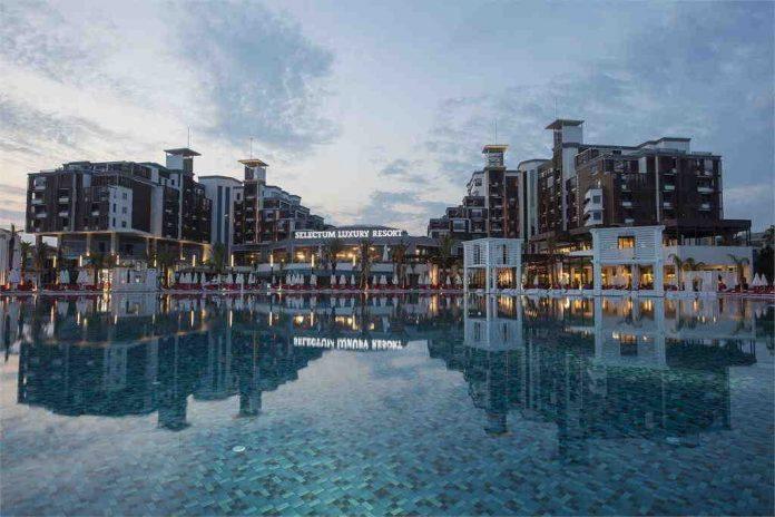 Правда про отель Selectum Luxury Resort Belek 5*, Белек, Турция || Отель селектум люксори резорт