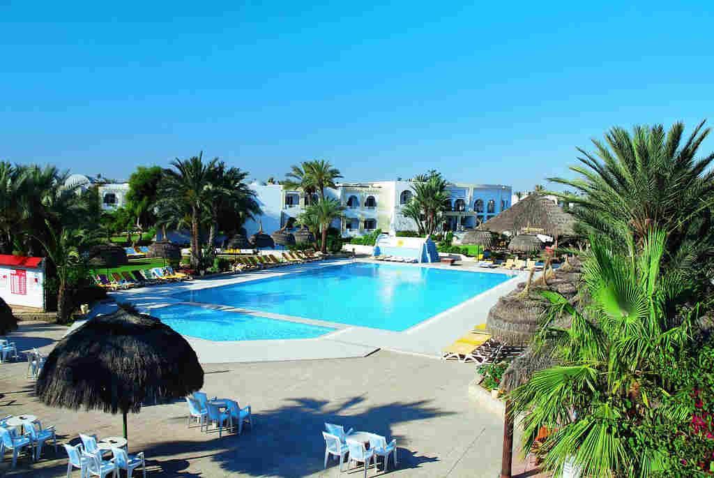Правда про отель Cedriana Djerba 3*, Джерба, Тунис