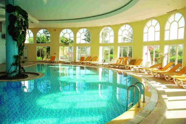 тунис джерба отель фортуна 3