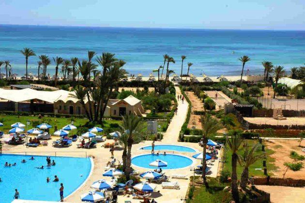 время в тунисе джерба