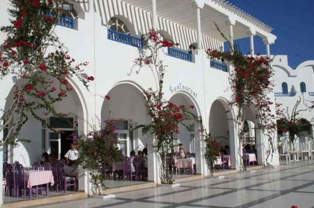 homere 3 джерба тунис отзывы