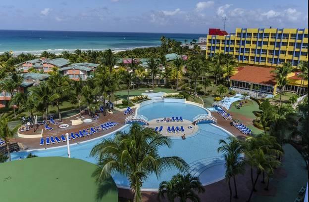 Кубинский отель известной сети премиум класса - barcelo solymar 5