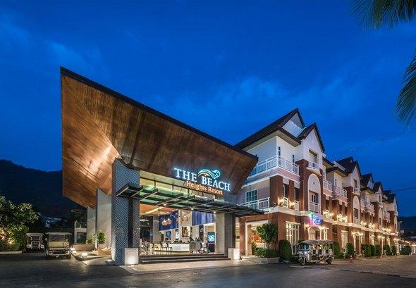 Отель The Beach Boutique House 3* (Ката, Таиланд)