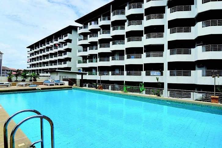 Jomtien plaza residence 3 Джомтьен Плаза Резиденс Паттайя Отзывы 2020 фото отеля видео цены
