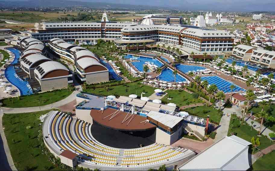 Правда про отель TUI Magic Life Jacaranda 5*, Сиде, Турция