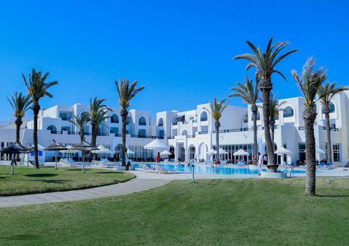 al jazira beach тунис джерба