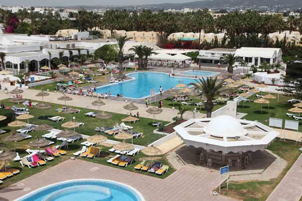 Отель splashworld venus beach для всей семьи