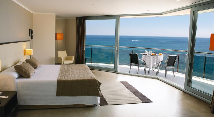 Gran hotel solymar spa beach club 4 кальпе