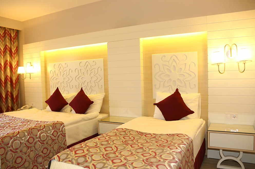 Sunmelia beach resort hotel spa 5 for 16 image the family salon
